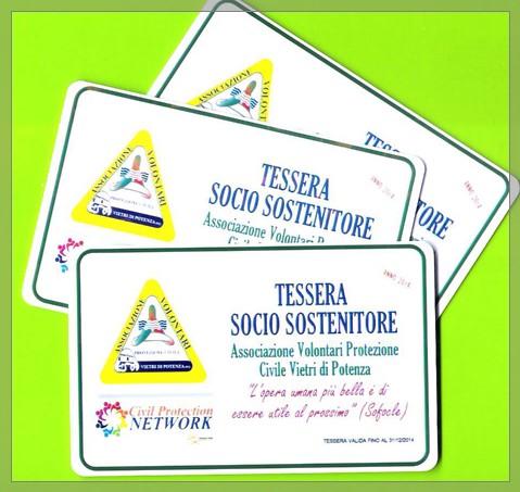 Card Tessere Per Associazioni Culturali Tessere Plastificate